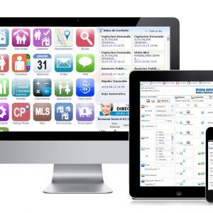 Curso inmobiliario. Software inmobiliario INMOPC