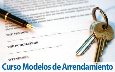 Modelos sobre Arrendamientos Urbanos