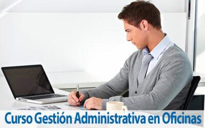 Gestión Administrativa en Oficinas