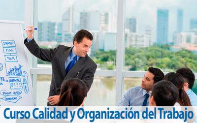 Calidad y Organización del Trabajo