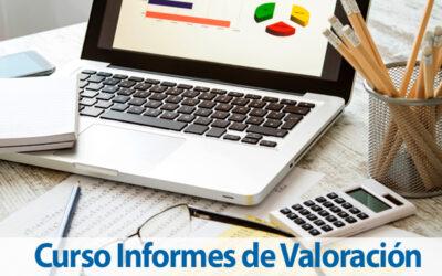 Curso de Informes de Valoración de Inmuebles